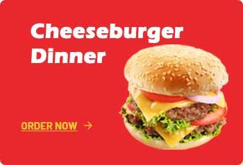 Cheeseburger Dinner